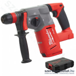 MILWAUKEE M18 CHX-0X Akkus fúró-vésőkalapács HD kofferben SDS-Plus (18V) ...