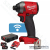 MILWAUKEE M18 ONEID2-502X Akkus ütvecsavarozó HD kofferben (1/4
