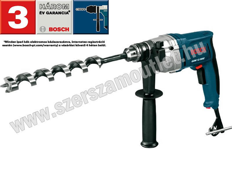BOSCH GBM 13 HRE fúrógép