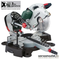 METABO KGS 254 PLUS Gérvágó (2.000W/254mm)