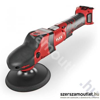 MAKITA DPO600ZX1 Szénkefementes Polírozó (18V150mm) (Akku
