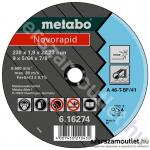 METABO LIMITED EDITION vágókorong 115x1,0mm Inox (616909000) (616270000)