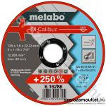 METABO M-CALIBUR Vágótárcsa 115x1,6x22,23mm INOX, TF 41 (616285000)
