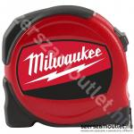 MILWAUKEE SLIMLINE mérőszalag 8m, 25mm (48227708)