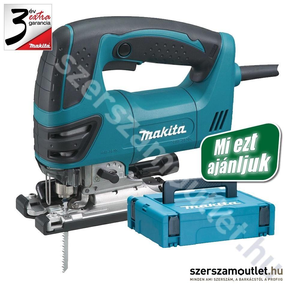 MAKITA 4350FCTJ szúrófűrész MAKPAC kofferben (720W/135mm)