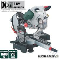 METABO KGS 216 PLUS gérvágó