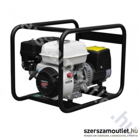 AGT Egyfázisú áramfejlesztő HONDA motorral 3501-HSB-GP