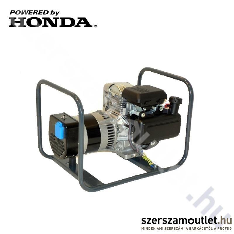 Áramfejlesztő HONDA Motorral TR-1,6 C
