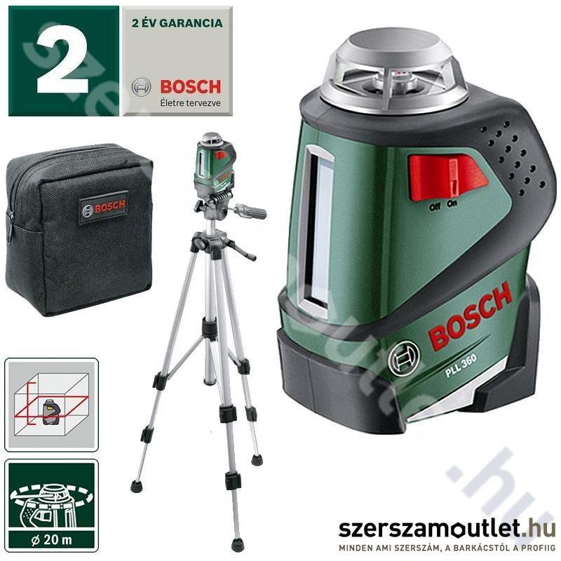 Bosch pll 360 használt