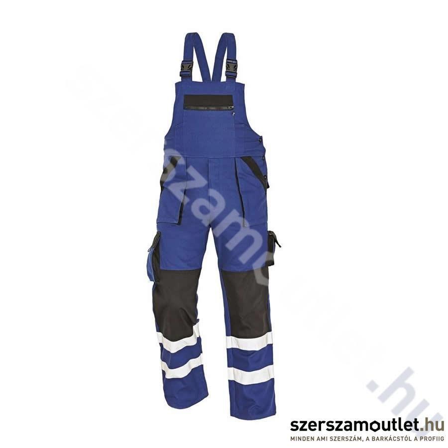 b025597c31 CERVA MAX REFLEX Mellesnadrág kék fényvisszaverő csíkkal (CMAXRM) ...