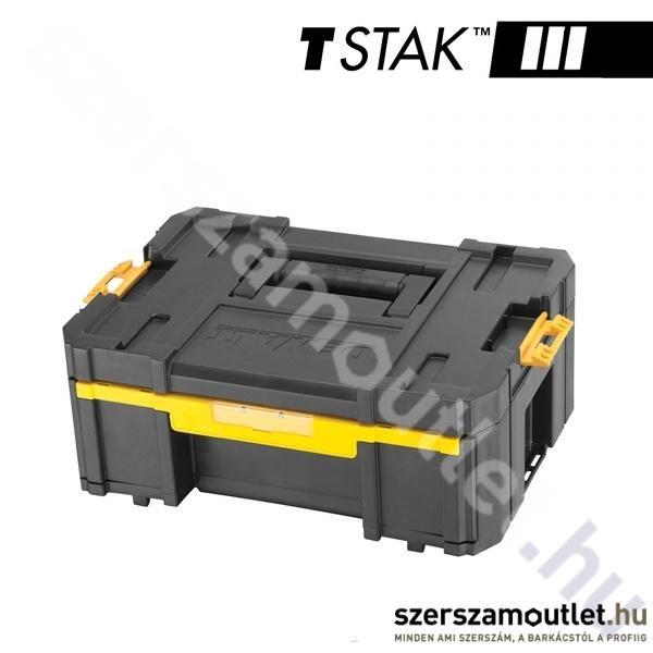 DEWALT TSTAK III Szortimenter Beépített Fiókos Tárolóval (dwst1-70705)