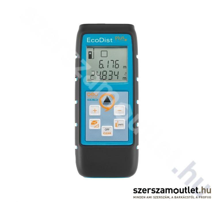 Geo Fennel EcoDist Lézeres Távolságmérő