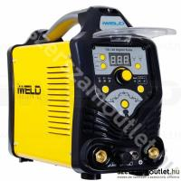 IWELD TIG 160 Digital Pulse hegesztő inverter