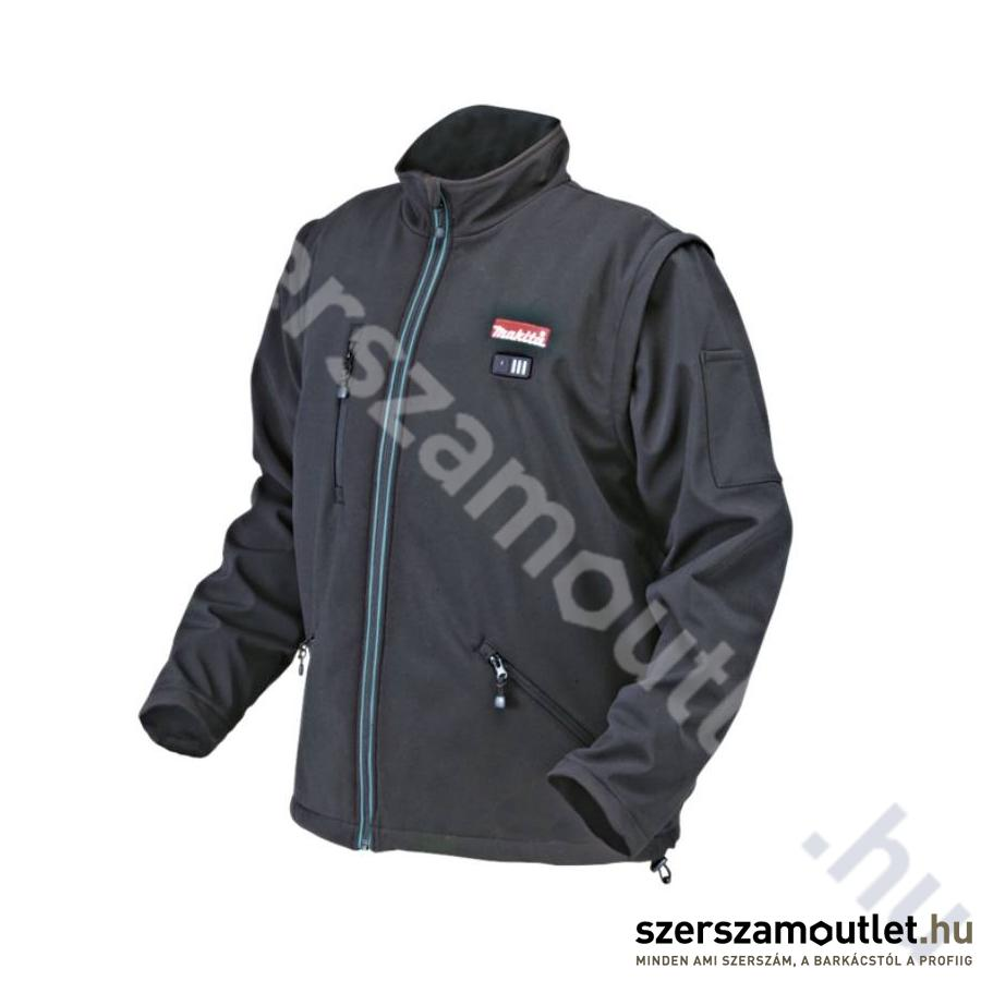 16cdde775b MAKITA CJ100DZXL Fűthető kabát XL méretben (10,8 V) ( CJ105 elödje ) ...
