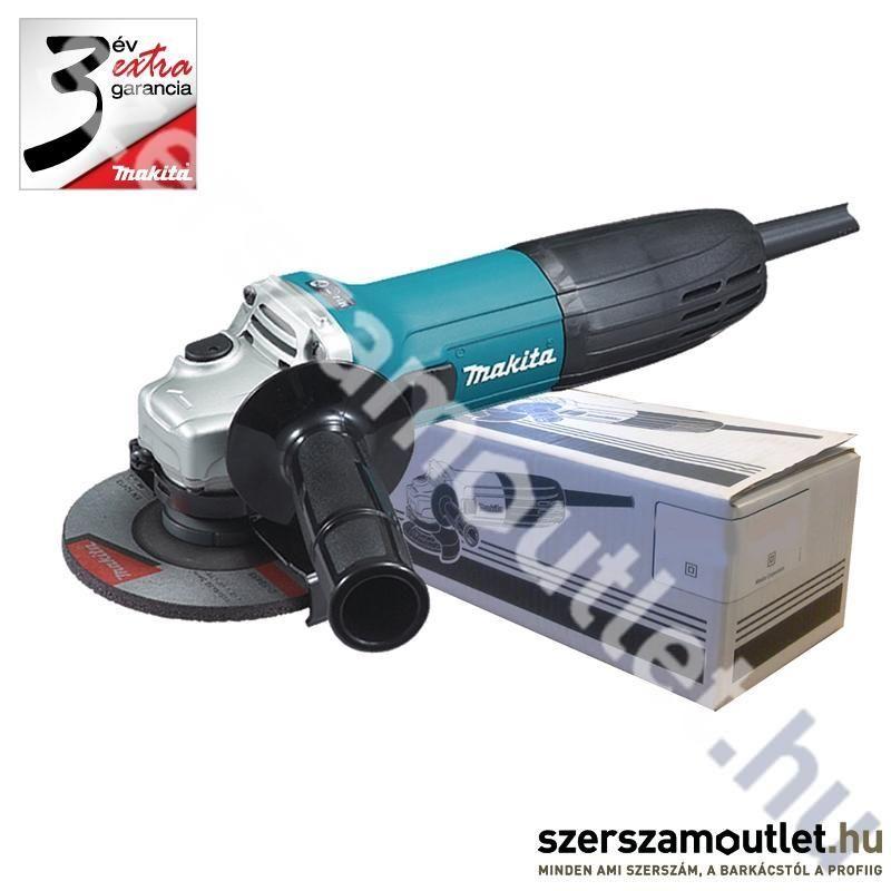 MAKITA GA5030R Sarokcsiszoló (720W/125mm)
