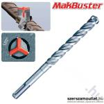 MAKITA SDS-Plus MAKBUSTER 3 élű 8x110mm fúrószár (P-79479)