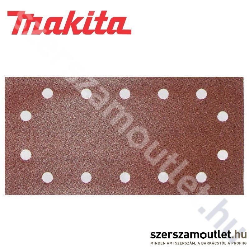 MAKITA Tépőzáras Csiszolópapír 115X229 Mm k100 /10db (P-43050)