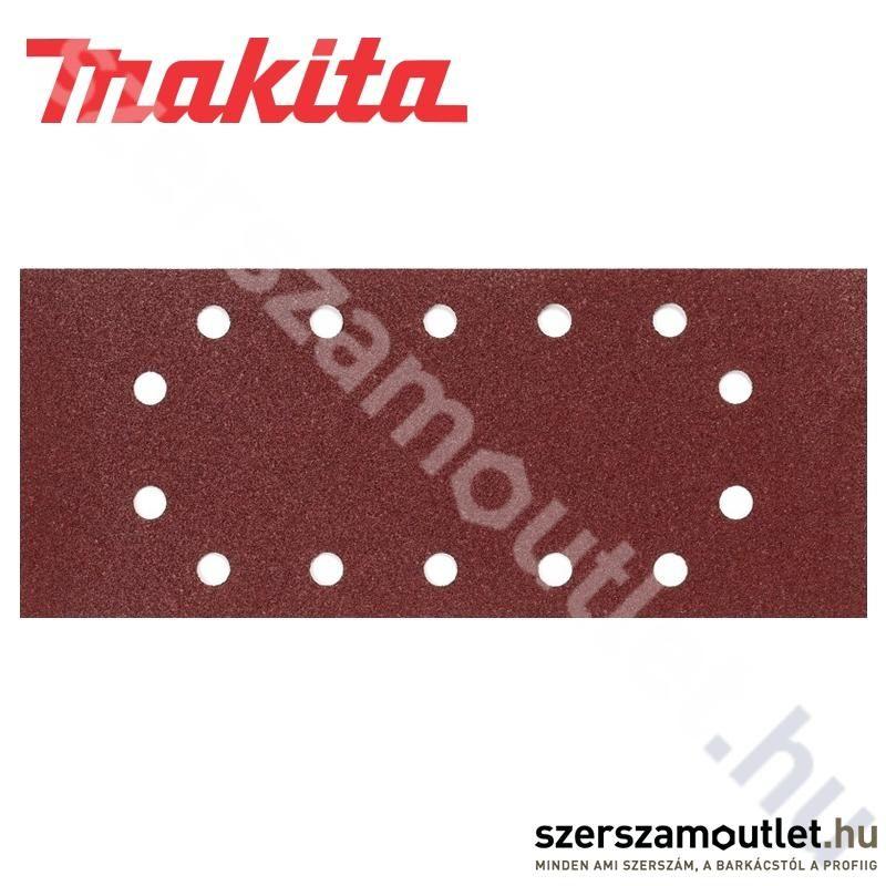 MAKITA Csiszolópapír 115X280 Mm k120 /10db (P-33043)