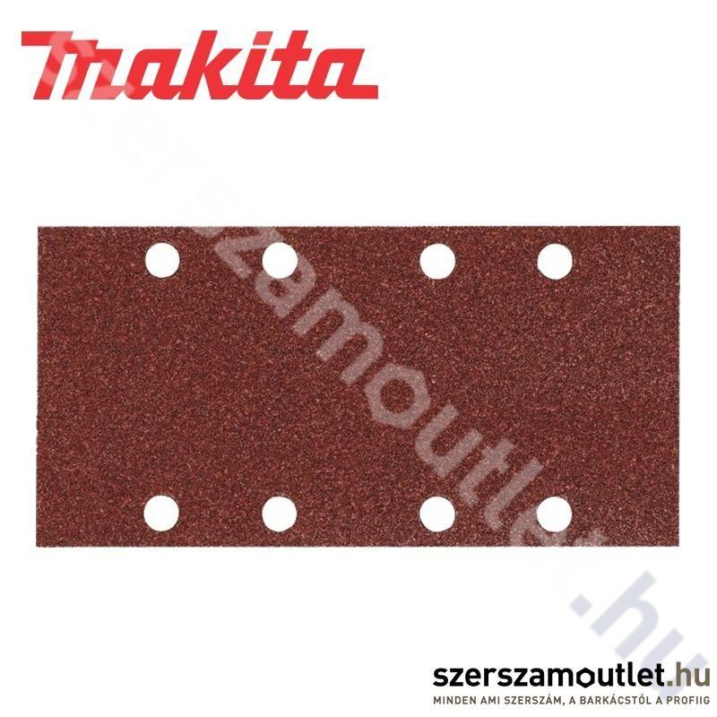 MAKITA Tépőzáras csiszolópapír 93x185mm K180 /10db (P-35916)
