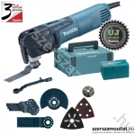MAKITA TM3010CX5J Multigép MAKPAC kofferben (320W)