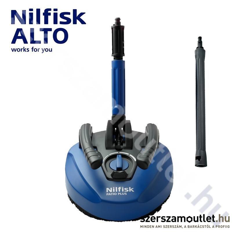 NILFISK ALTO Patio Plus Terasztisztító Magasnyomású Mosóhoz
