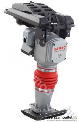 SAMAC S68 döngölőbéka HONDA motorral