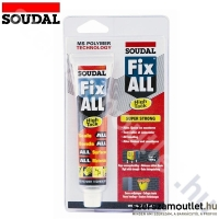 Soudal Fix All High Tack ragasztó és tömítő 80ml