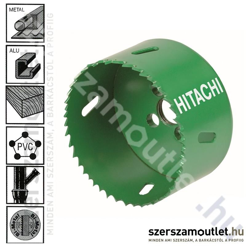 HITACHI Bi-Metal Körkivágó 59mm (752130)