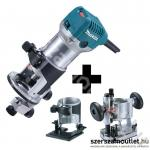 MAKITA RT0700CX2J Felsőmaró/élmaró (710W/6-8mm)