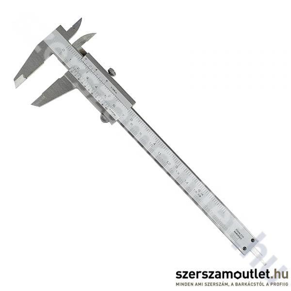 MIB Tolómérő Csavar Rögzítős Rozsdamentes 300mm