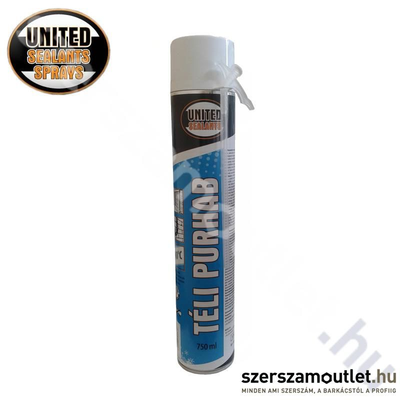 United Sealants Téli PUR-Hab