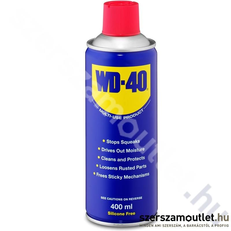 Wd 40 spray