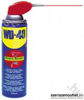 WD-40 kontakt spray 450ml - SMART fej (WD40)