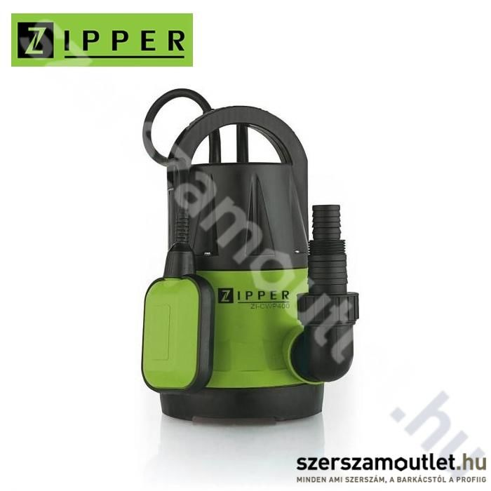 ZIPPER CWP400 Elektromos Szivattyú