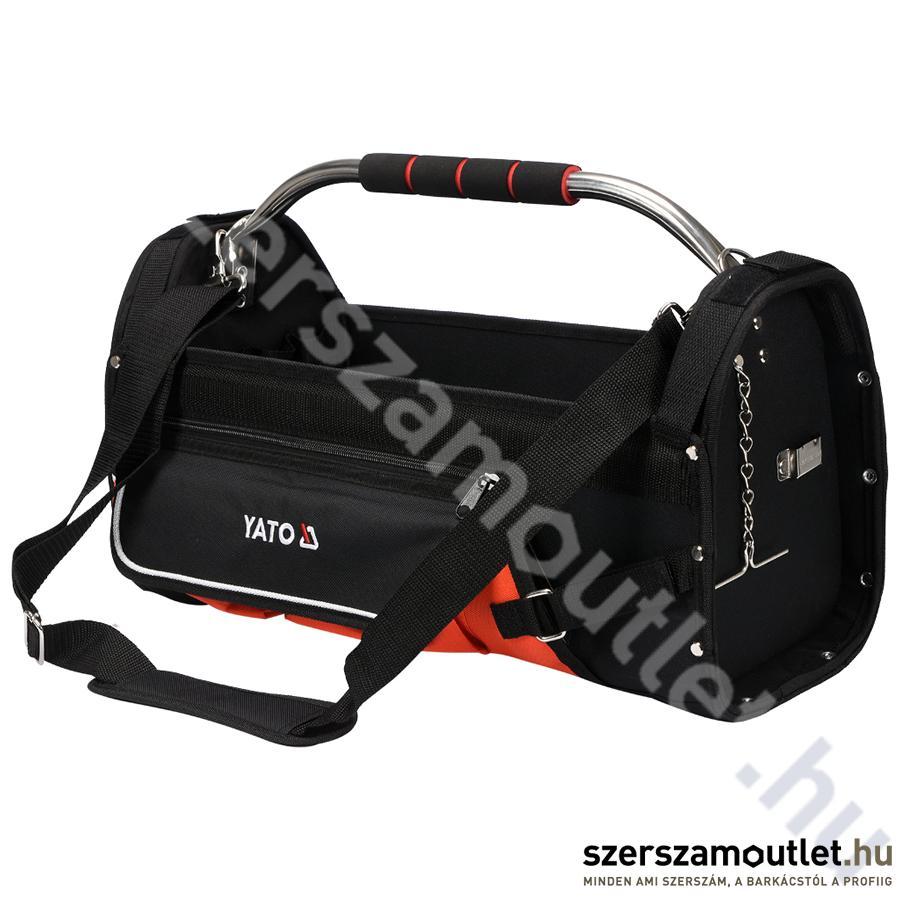 2b50b44ed410 YATO Szerszámos táska 11 zsebes (YT-74373) Szerszámos táskák